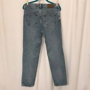 Calvin Klein Vtg Low Rider Button Fly 90s Mom Jean